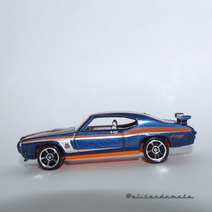 Pontiac GTO Jodge-Blue