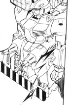Unknown Mobile Suit 2