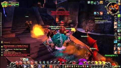Ironforge and Stormwind World PvP Defense