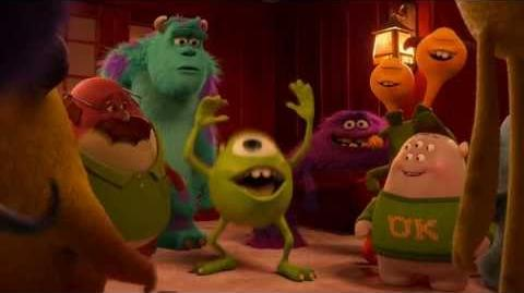 Monsters University - The Original Party Monsters Are Back! - Disney Pixar Official HD