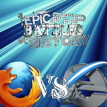 Internet Explorer vs Mozilla Firefox