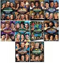 Survivor DVD Sets