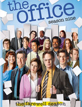 The Office S9 DVD