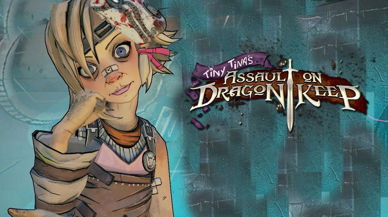 Borderlands 2 - Tiny Tina's Assault on Dragon Keep Commentary