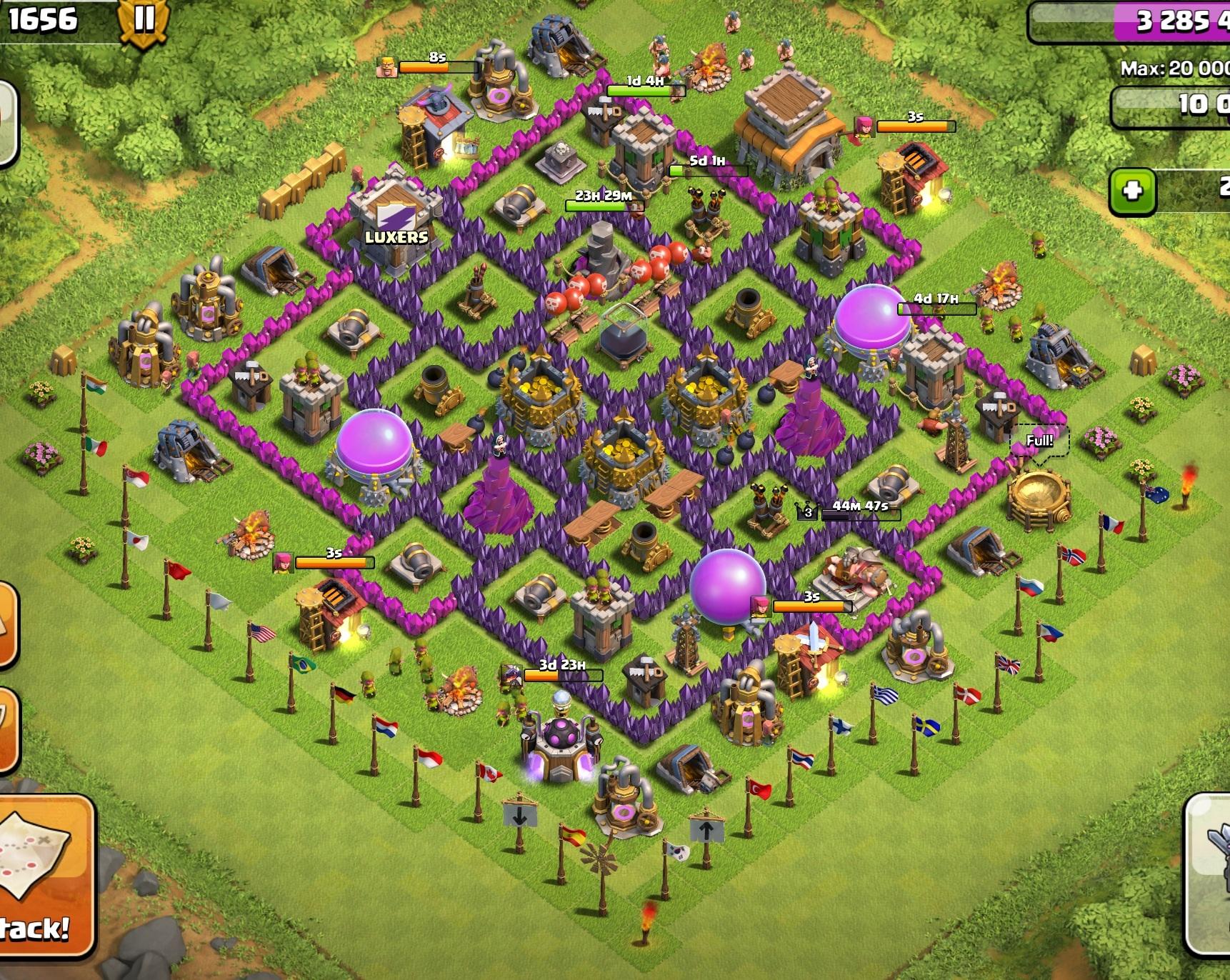Dexalxa's Village Strategy Guide - Clash of Clans Wiki