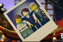 Wu,Misako and Garmadon