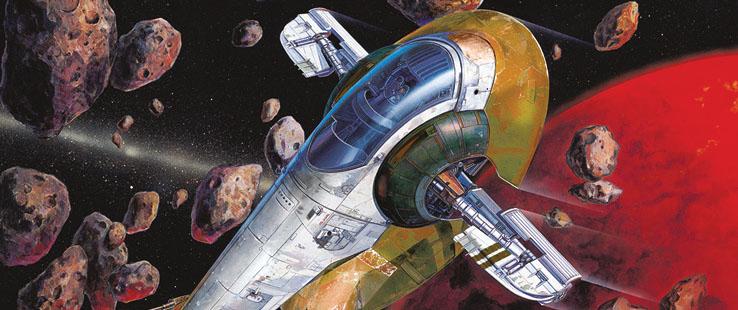 X-Wing Minis entfärben KrassisTrelix-Firespray