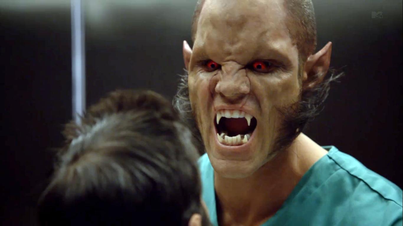 Teen Wolf Season 3 Episode 1 Tattoo Brian Patrick Wade Alpha Ennis ...