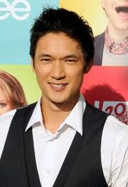 Glee mike chang