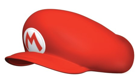 Moldes para hacer gorro de Mario Bros - Imagui