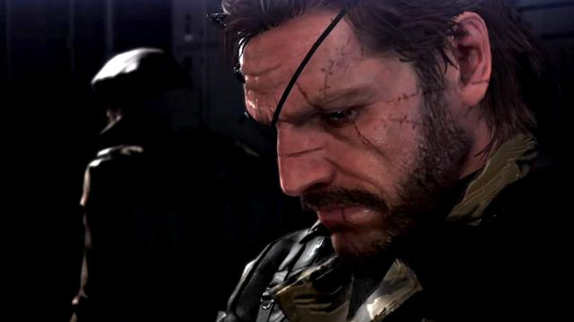 Official E3 2013 Metal Gear Solid 5 Trailer