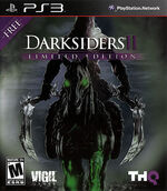 Darksiders 2 PS3 cover