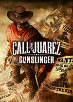 Call of Juarez Gunslinger ps3 cover