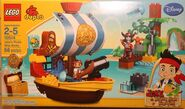 Jake and the Never Land Pirateslegoset