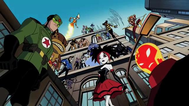 Teen Titans Calling All Titans 18