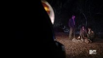 Teen Wolf Season 3 Episode 3 Fireflies Sheriff investigates