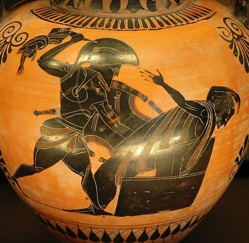 achilles games greek warriors history record