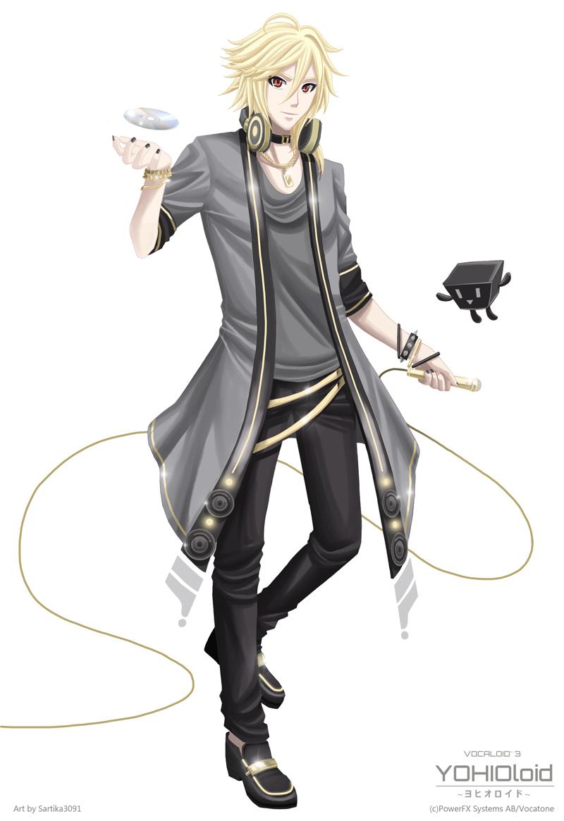 YOHIOloid - Vocaloid WikiVocaloid Yohioloid