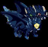 Pure Dark Dragon 2d
