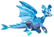 Crystal Dragon 3b