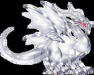 Espelho Dragão 3D