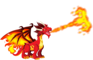 Dragon Flame 3e