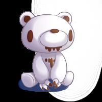 Urso de Chocolate de Pelúcia