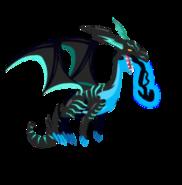 Neon Dragão 3F