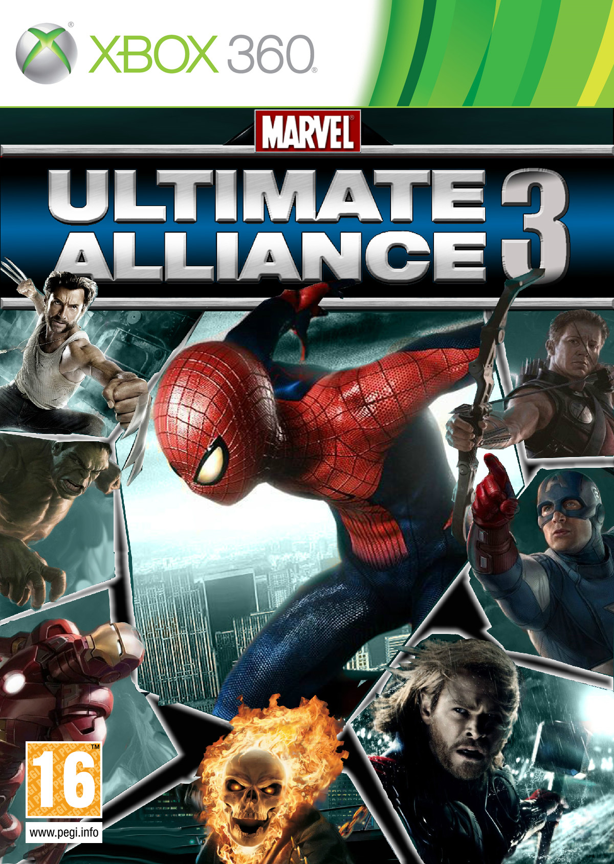 marvel ultimate alliance 3 - photo #2