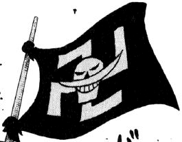 Whitebeard pirates symbol - photo#26