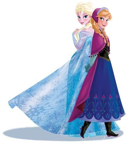 File:Elsa and Anna.jpg