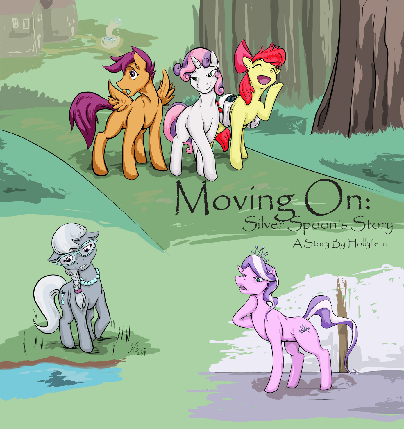My Little Pony Coloring Pages Silver Spoon : Free coloring pages of my little pony silver spoon