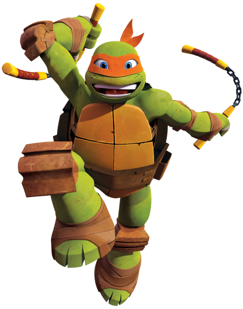 Michelangelo - TMNT Wiki