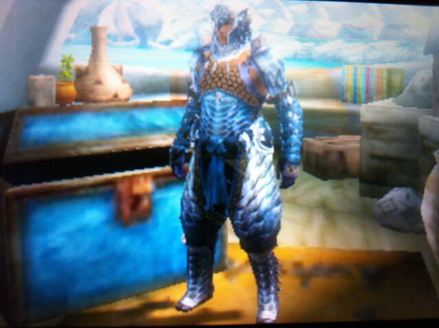 gu205a monster hunter 3 ultimate nargacuga lunar