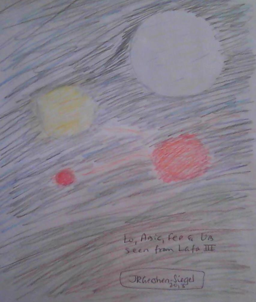 PlanetPlanet  A blog about where planets come from and