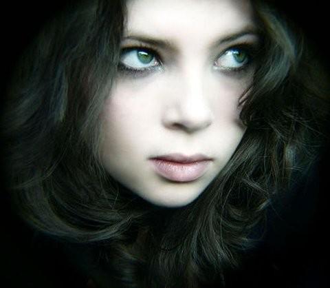 Surprising Little Girl With Black Hair And Green Eyes Cbeb Short Hairstyles For Black Women Fulllsitofus