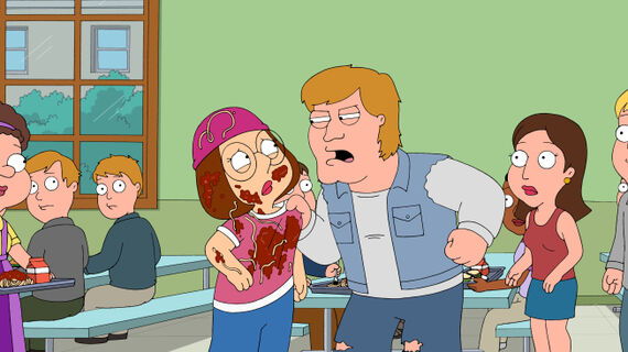 Watch Family Guy Season 12 Episode 4 A Fistful of Meg