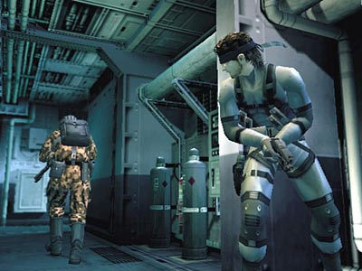 7 Days of Metal Gear, Day 4: Metal Gear Solid 2 Sons Of Liberty