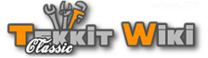 The Tekkit Wiki