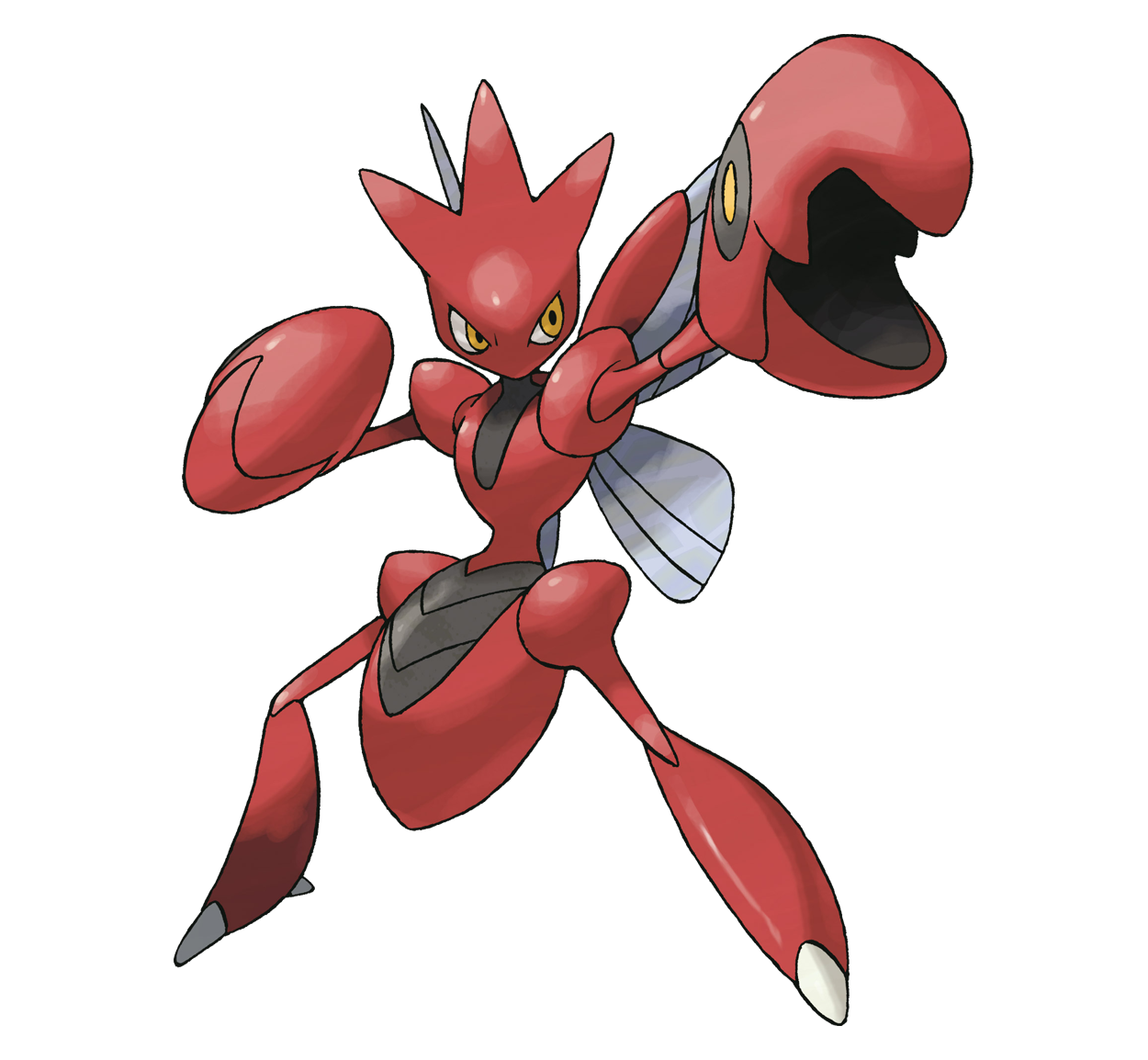 Pokemon imprescindibles para un monotype Scizor