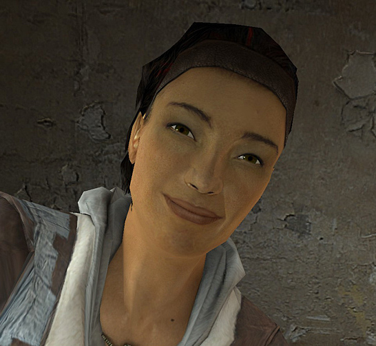 Alyx Vance from Half-Life 2   CharacTour
