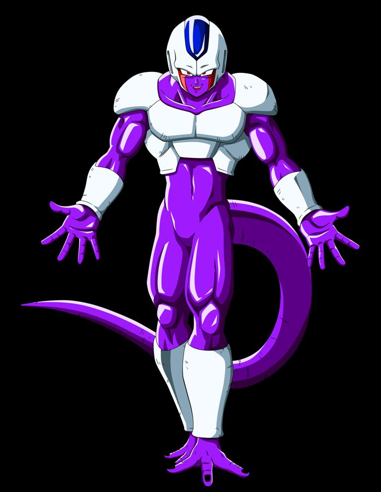 Resultado de imagen para cooler dragon ball z transformaciones