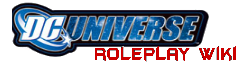 Dc universe roleplay Wiki