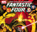 Fantastic Four Storylines