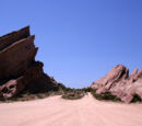 Vasquez Rocks
