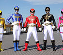 Goseigers