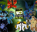 Ben 10:Ultimatrix Overdrive Episodes