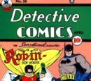 Detective Comics Vol 1 38