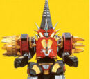 Mezodon Megazord