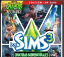 Los Sims 3: Criaturas sobrenaturales